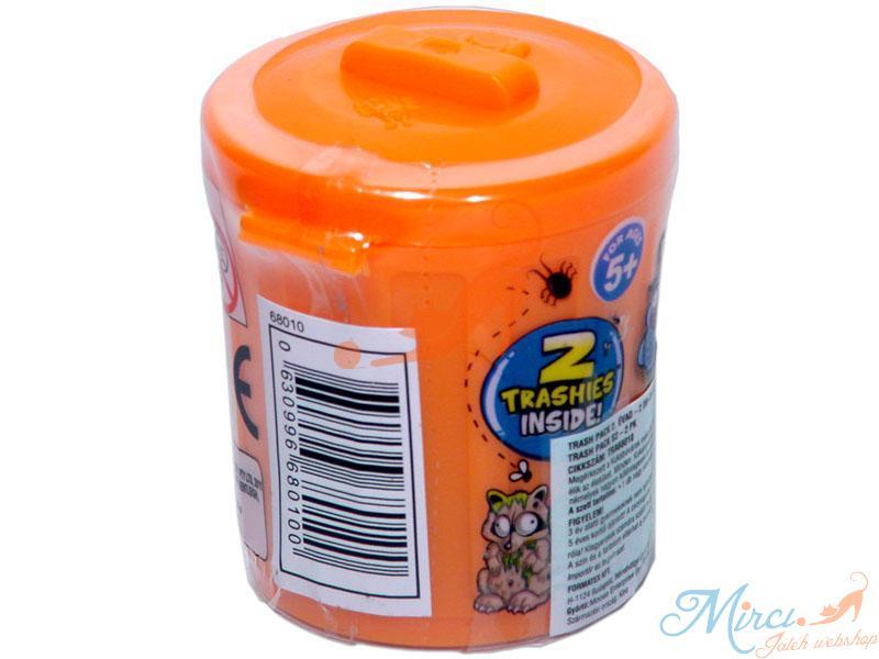 Mirci játékwebshop    Trash Pack - Kukabúvárok 2. évad - kuka 2 db ... 705b7604f1